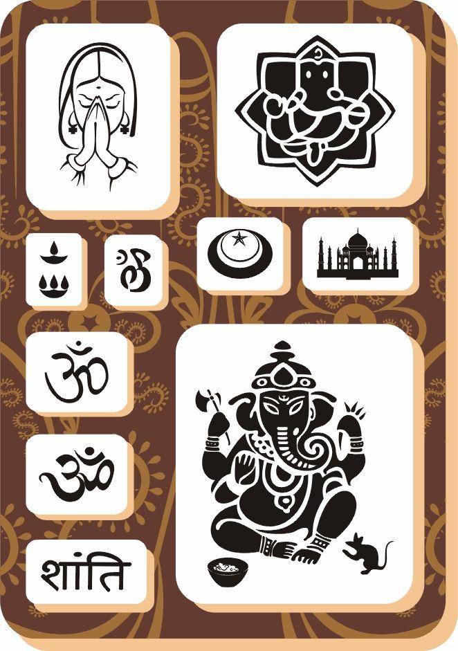 Hindu Symbols | Hindu Symbols / Unfiled / Free Tattoo ...