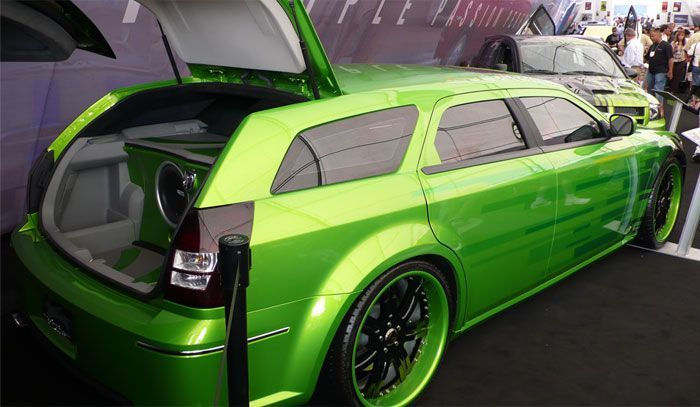 Images Custom 2006 Charger