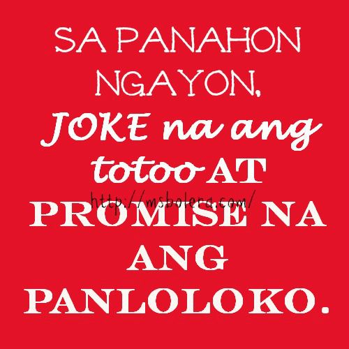 Sweet Love Quotes Him Tagalog