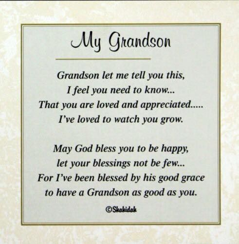 Quotes Nana And Sayings Grandson