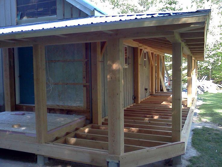Metal Porch Swing Frame
