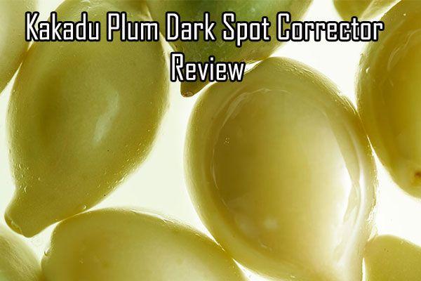 Kakadu Plum Dark Spot Corrector