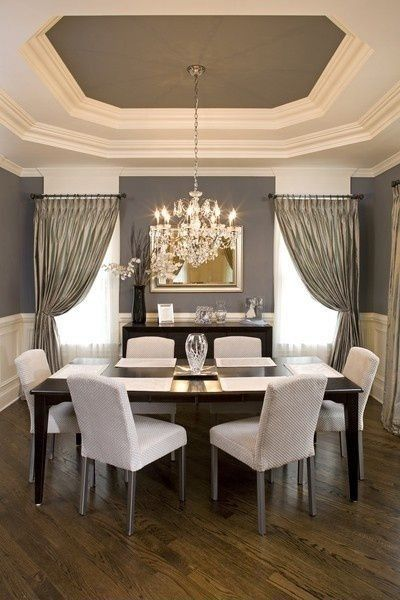 Coffered Ceiling Crown Molding