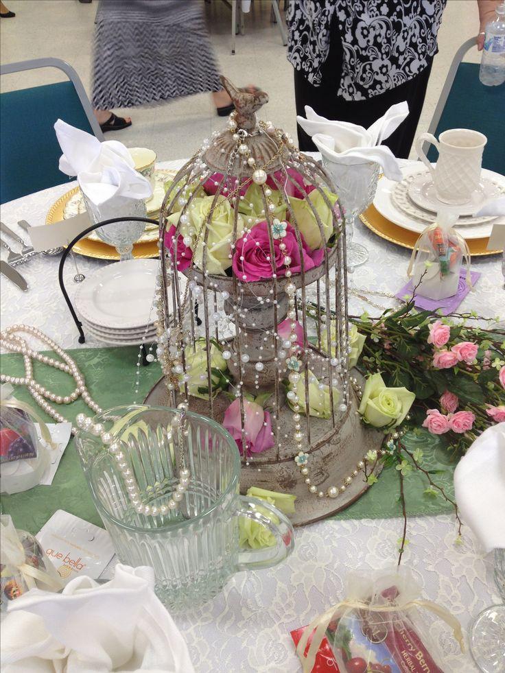Bridal Shower Party Decoration Ideas
