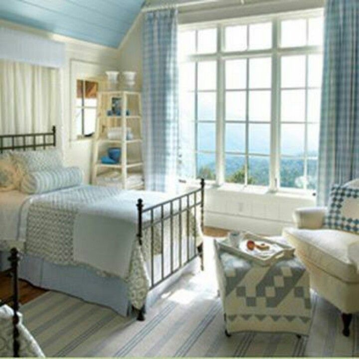Colorful Cottage Decorating
