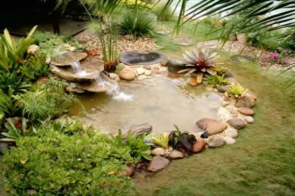 Above Ground Koi Pond Ideas