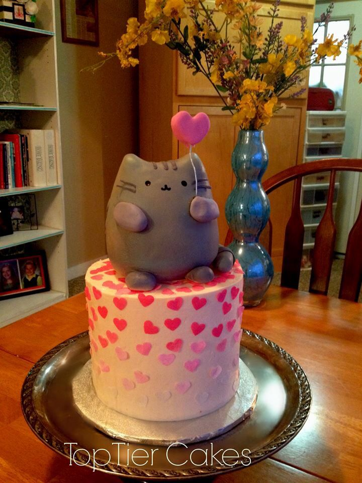 Cat Pusheen Facebook