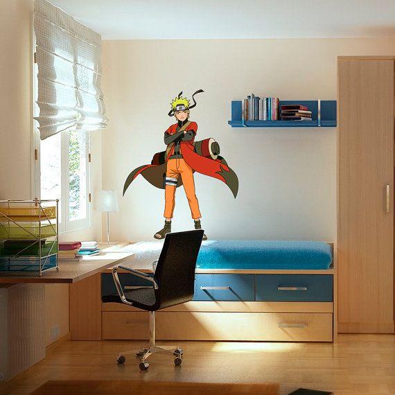 Naruto Sennin Decal N A R U T O Pinterest Heroes