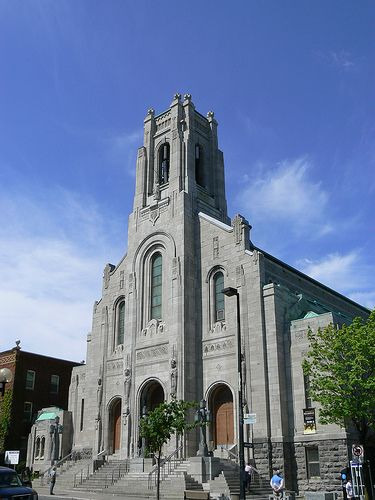 Canadian Churches French