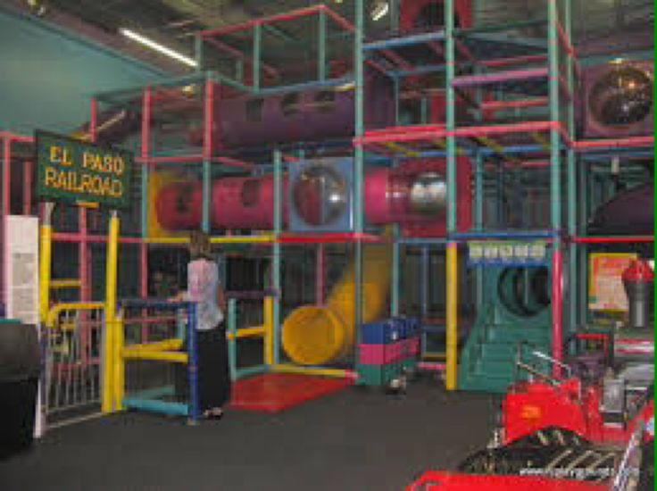 Jersey Indoor Fun South