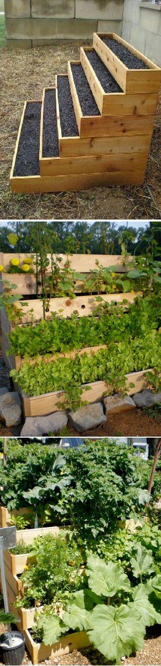 Diy Raised Planter Box