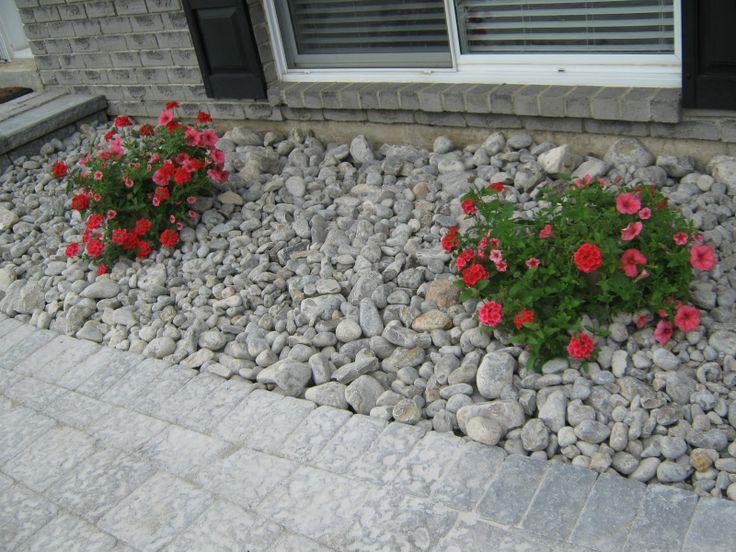 Bed Rock Building Flower