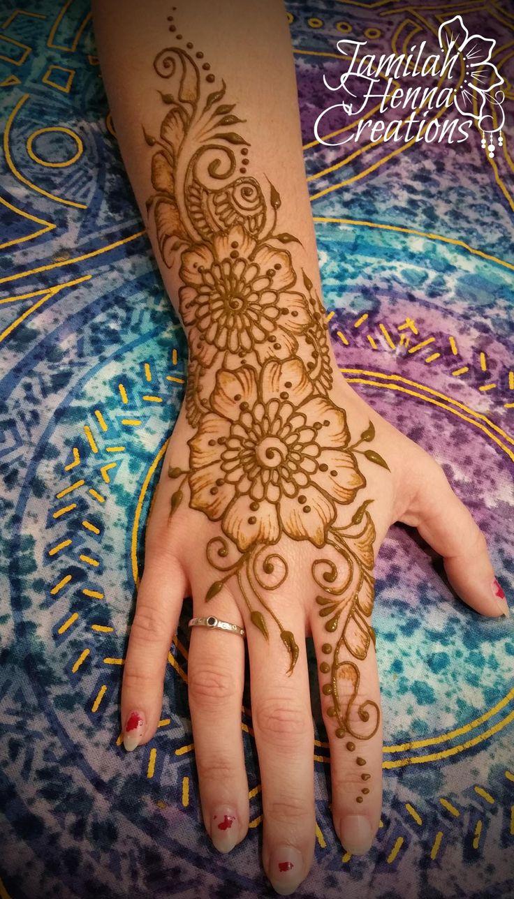Black Henna Tattoo Reaction Treatment