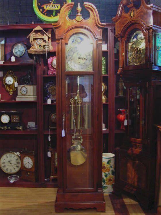 Wall Clock Ethan Allen Chimes