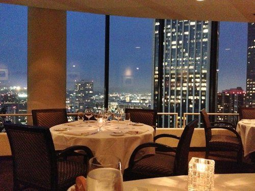 Fine Dining Downtown Los Angeles