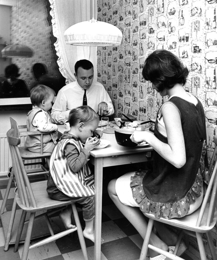 Typical Dinner 50s