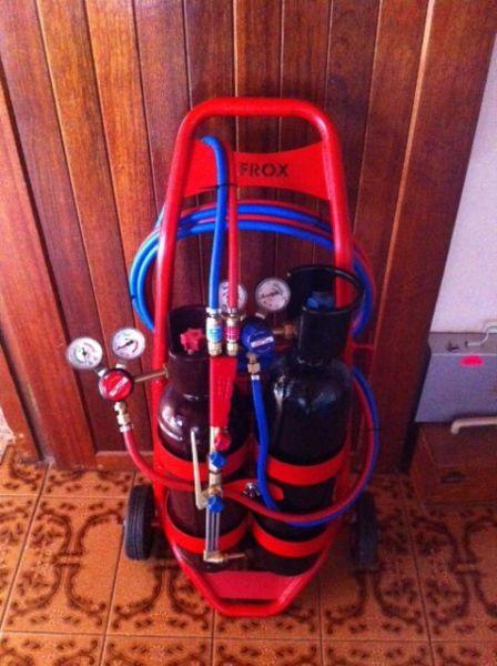 Afrox Portapak Cutting Amp Welding Kit Recon Unit Full