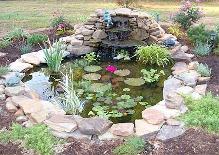 Small Water Garden Ideas