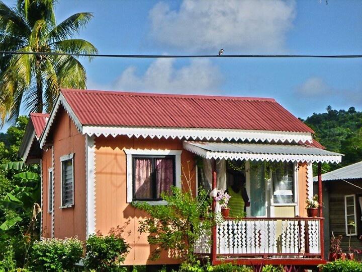Jamaican House Decorations
