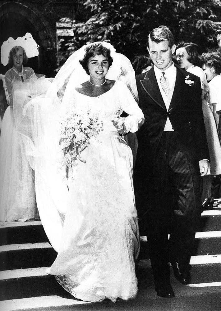 On June 17, 1950, Robert Kennedy married Ethel Skakel of ...