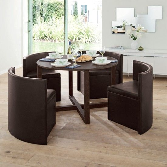 Circular Kitchen Tables And Chairs