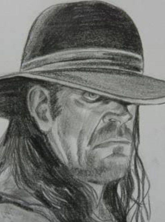 Undertaker looking dangerous sunil mehra get ideas, i love dad coloring pages