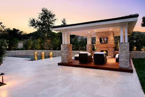 Stand Alone Covered Patio Home Ideas Pinterest Patio