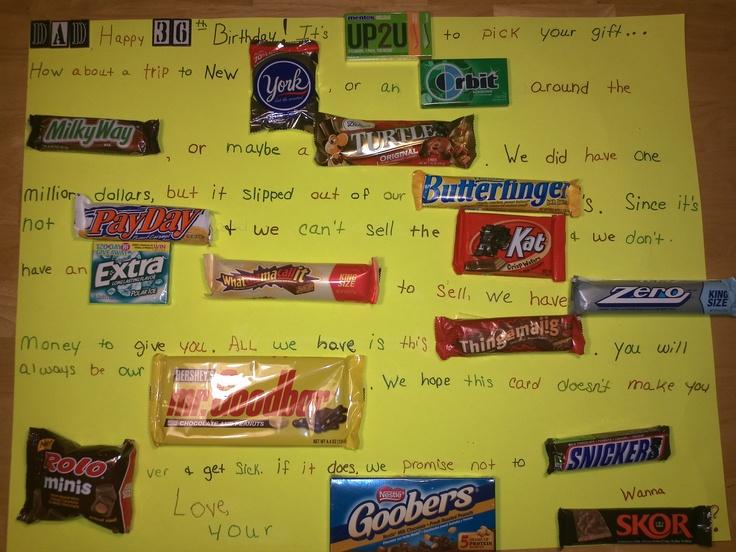 Present Your Dad Birthday Ideas