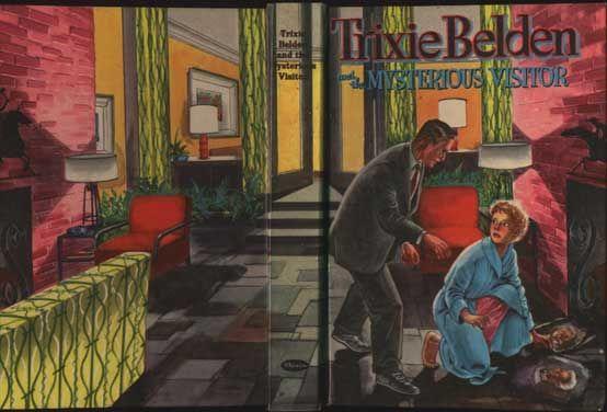 Trixie Belden And Bill Regan