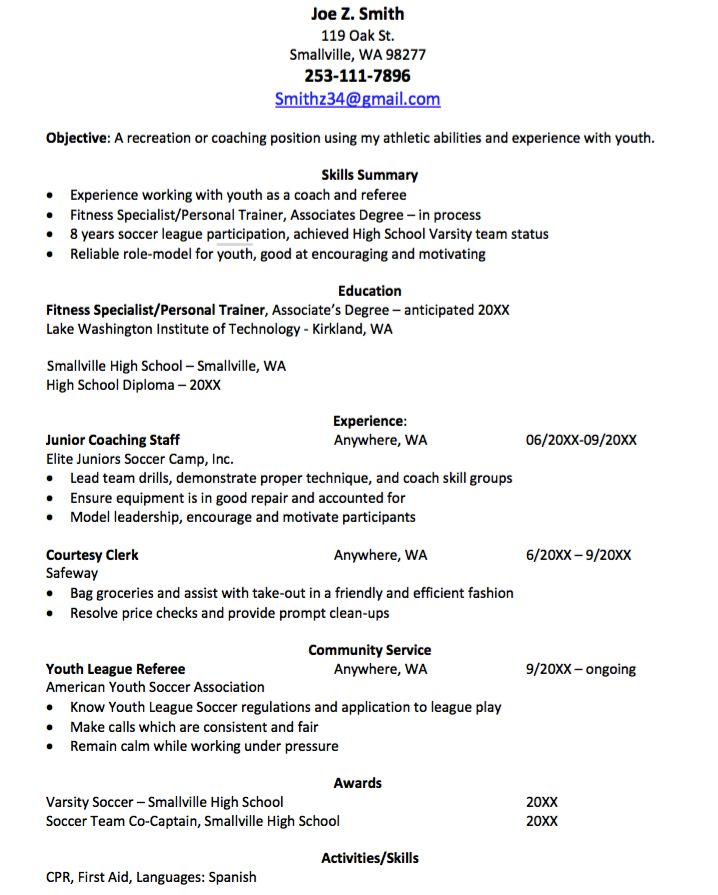 Phlebotomy Resume Samples Functional