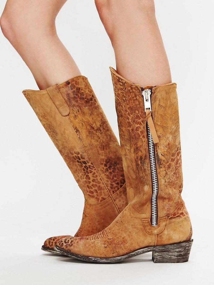 What Low Western Wear Bootie