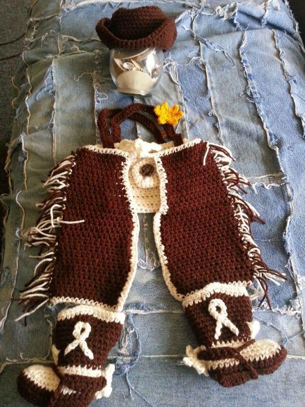 cowboy hat crochet sombrero vaquero pattern # 87
