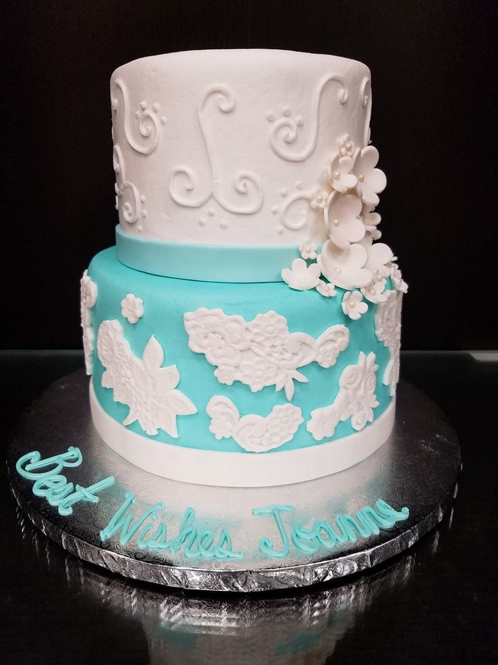Cake Retirement Wording Wishes