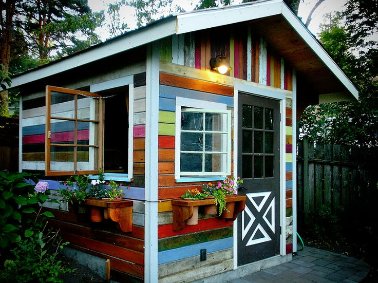 Shed Ideas Small Yards