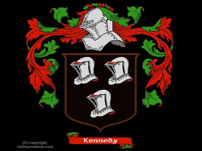 Scottish Surnames Coat Of Arms Knight