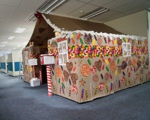 Cubicles Offices And Gingerbread On Pinterest