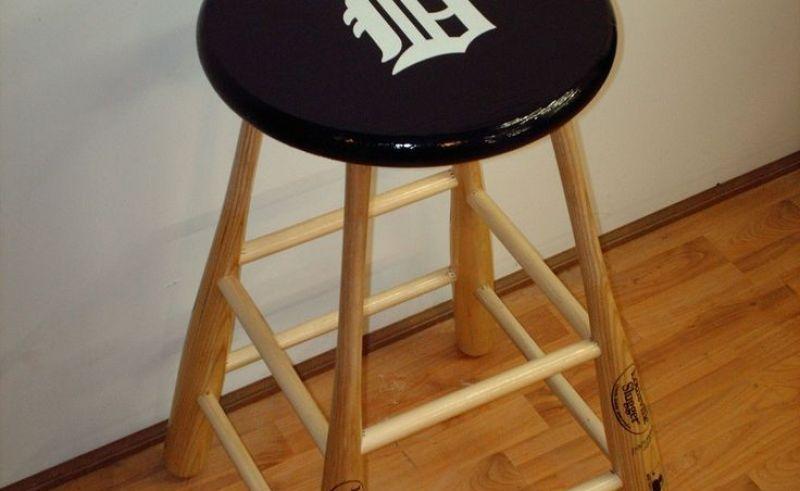 Miraculous Baseball Bat Chair Beauty Within Clinic Inzonedesignstudio Interior Chair Design Inzonedesignstudiocom
