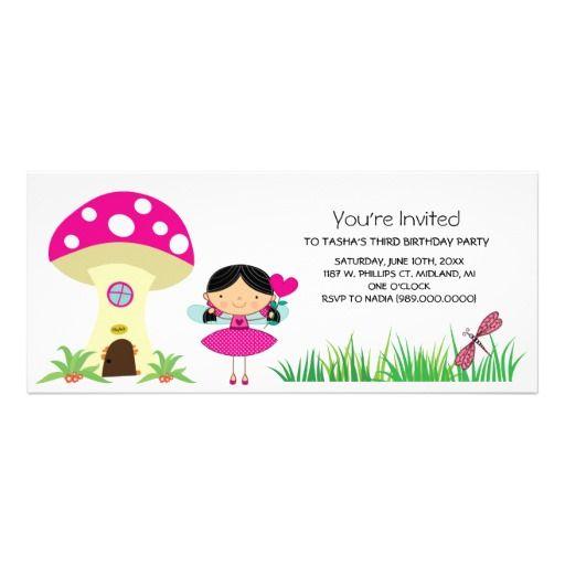 Cheap Tinkerbell Invitations