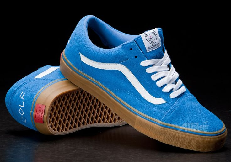 Tan Vans Shoes