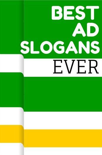 New Advertising Slogans