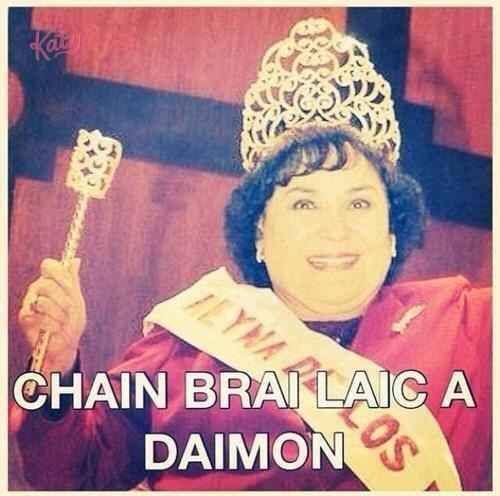 India Maria Diciendo Shine Bright Diamond