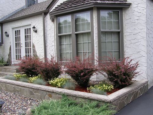 Landscaping Yard Ideas Maintenance Texas Front Low