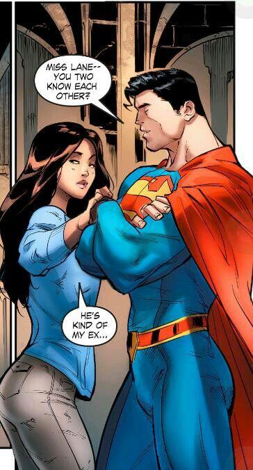 Superhero Cartoon Graphic
