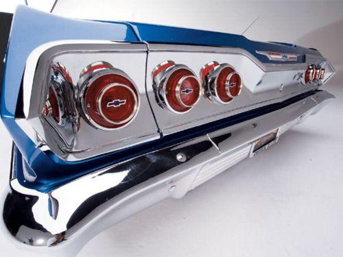 Impala 1964 Paint Chevy Colors
