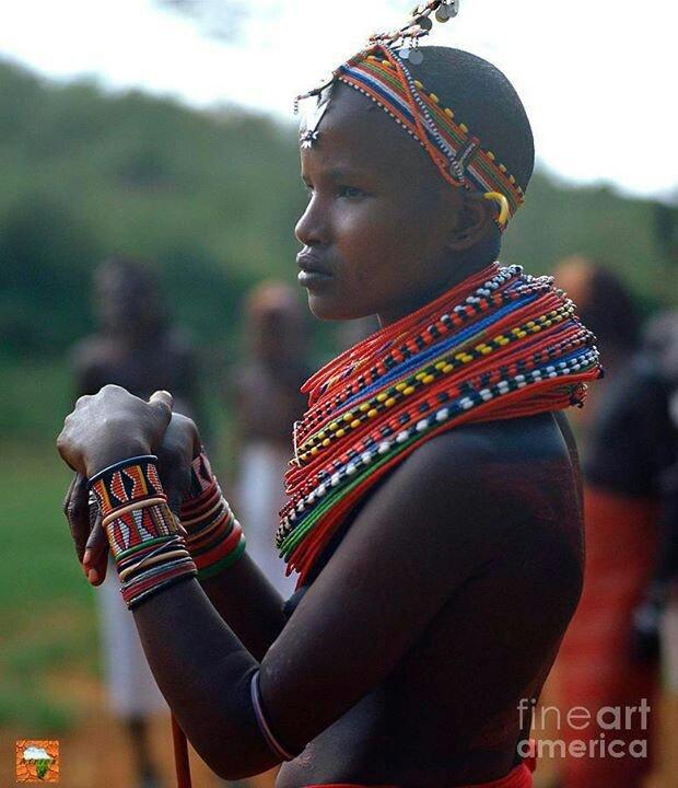 Original Black Afro Mexicans