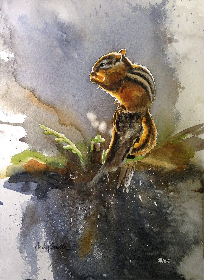 612 best images about Watercolor Animals on Pinterest ...