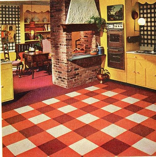 Floating Floors Kitchens