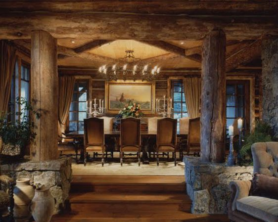 28 Best Rustic Casual Cabin Country Western Images On