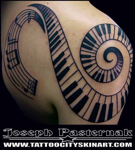 How Great Thou Art Tattoos