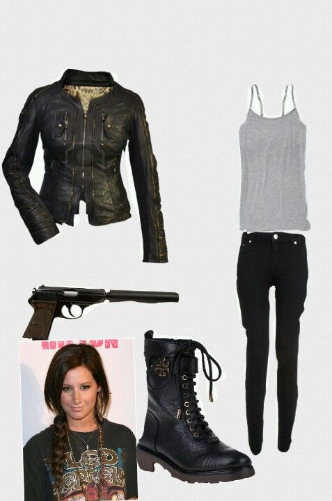 Apocalypse Dead Walking Outfits Zombie
